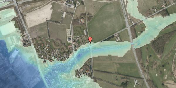 Stomflod og havvand på Brøndbyvej 190, 2625 Vallensbæk