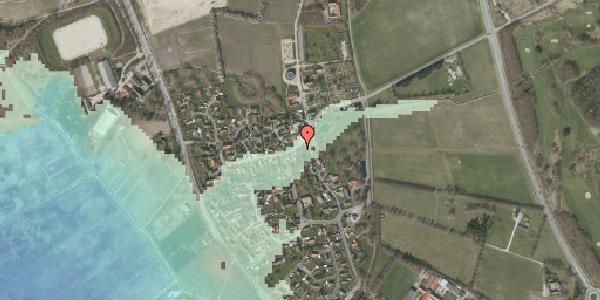 Stomflod og havvand på Brøndbyvej 207, 2625 Vallensbæk