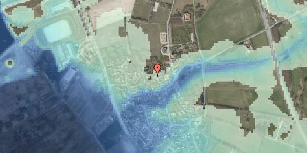 Stomflod og havvand på Brøndbyvej 214, 2625 Vallensbæk