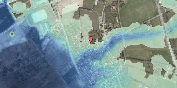 Stomflod og havvand på Bybakken 6, 2625 Vallensbæk