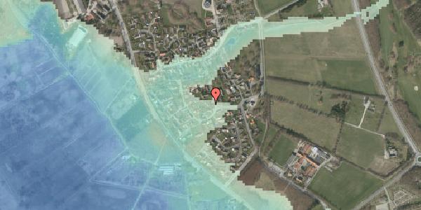 Stomflod og havvand på Bygaden 17, 2625 Vallensbæk