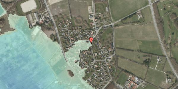 Stomflod og havvand på Bygaden 33, 2625 Vallensbæk