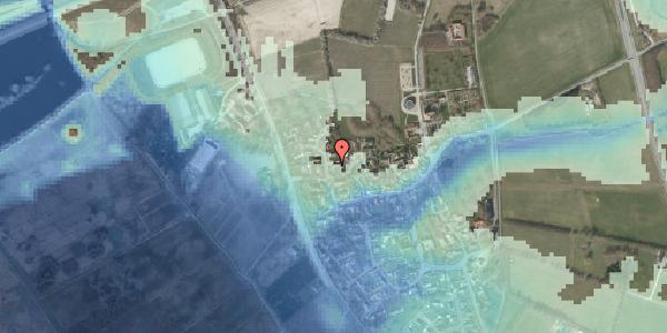Stomflod og havvand på Bysvinget 2B, 2625 Vallensbæk