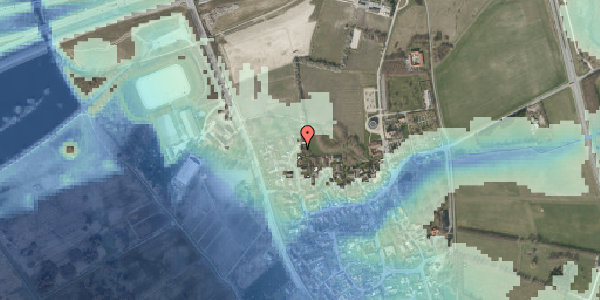 Stomflod og havvand på Bysvinget 8, 2625 Vallensbæk