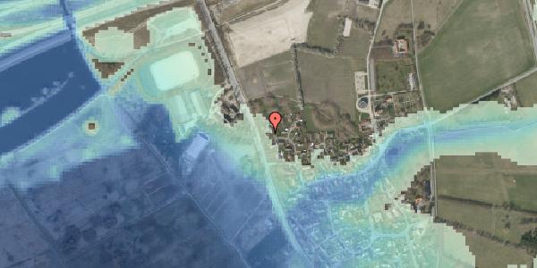 Stomflod og havvand på Bysvinget 9, 2625 Vallensbæk