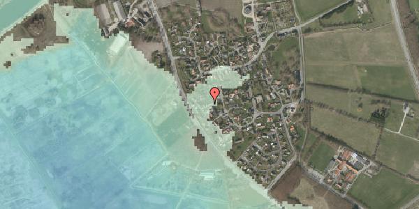 Stomflod og havvand på Engvej 24, 2625 Vallensbæk