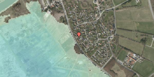 Stomflod og havvand på Engvej 34, 2625 Vallensbæk