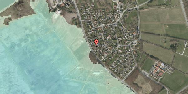 Stomflod og havvand på Engvej 36, 2625 Vallensbæk