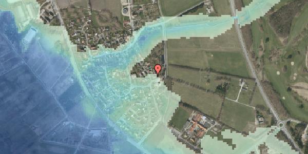Stomflod og havvand på Gartnerbakken 2, 2625 Vallensbæk