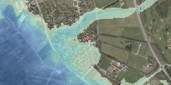 Stomflod og havvand på Gartnerbakken 3, 2625 Vallensbæk