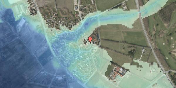 Stomflod og havvand på Gartnerbakken 5, 2625 Vallensbæk