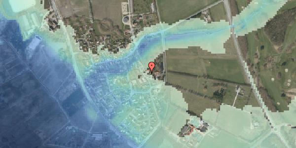 Stomflod og havvand på Gartnerbakken 6, 2625 Vallensbæk