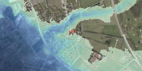 Stomflod og havvand på Gartnerbakken 7, 2625 Vallensbæk
