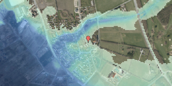 Stomflod og havvand på Gartnerbakken 9, 2625 Vallensbæk