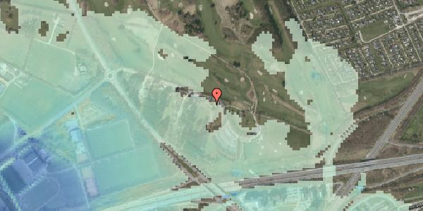 Stomflod og havvand på Golfsvinget 14, 2625 Vallensbæk