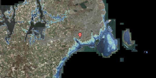 Stomflod og havvand på Horsbred 6, 2625 Vallensbæk