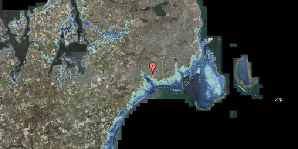 Stomflod og havvand på Horsbred 37, 2625 Vallensbæk