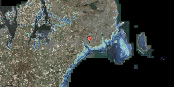 Stomflod og havvand på Horsbred 41, 2625 Vallensbæk
