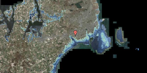 Stomflod og havvand på Horsbred 48, 2625 Vallensbæk