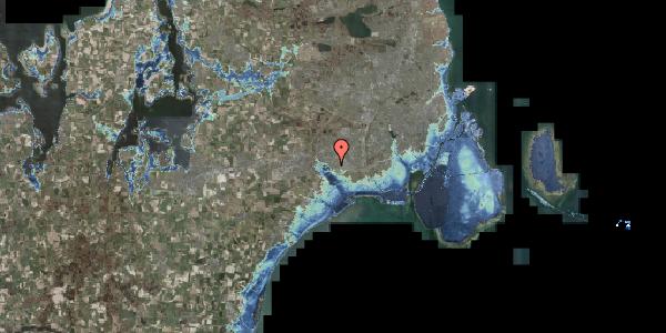 Stomflod og havvand på Horsbred 55, 2625 Vallensbæk