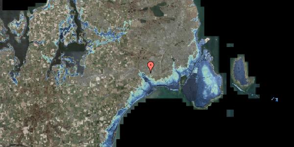Stomflod og havvand på Horsbred 74, 2625 Vallensbæk