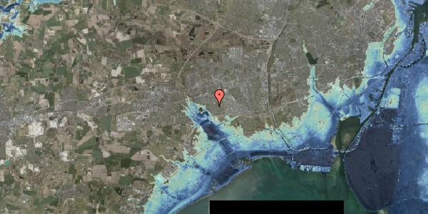 Stomflod og havvand på Horsbred 151, 2625 Vallensbæk