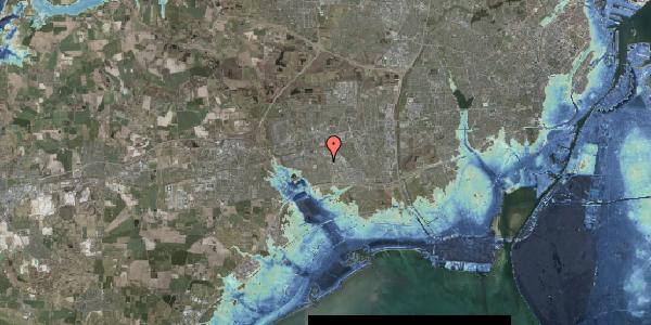 Stomflod og havvand på Hyrdeengen 53, 2625 Vallensbæk