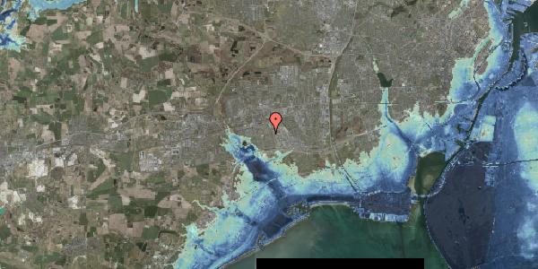 Stomflod og havvand på Hyrdeengen 187, 2625 Vallensbæk