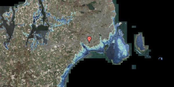Stomflod og havvand på Jydekrogen 4, 2625 Vallensbæk