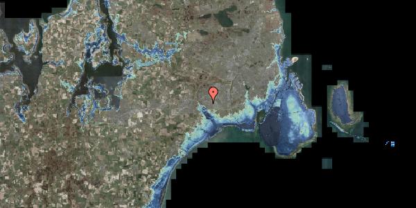 Stomflod og havvand på Løkkekrogen 5A, st. 10, 2625 Vallensbæk