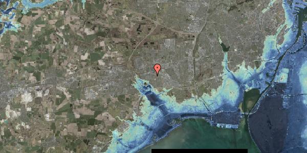 Stomflod og havvand på Løkkekrogen 11E, 2625 Vallensbæk