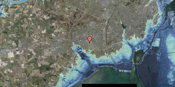 Stomflod og havvand på Nordmarksvænge 40, 2625 Vallensbæk