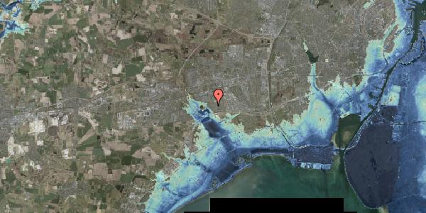 Stomflod og havvand på Pilehavevænge 10, 2625 Vallensbæk