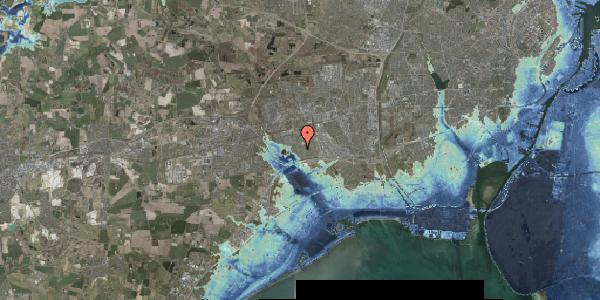 Stomflod og havvand på Pilehavevænge 124, 2625 Vallensbæk