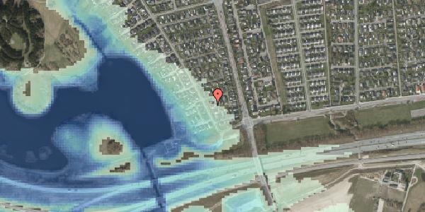 Stomflod og havvand på Rendsagervej 18, 2625 Vallensbæk