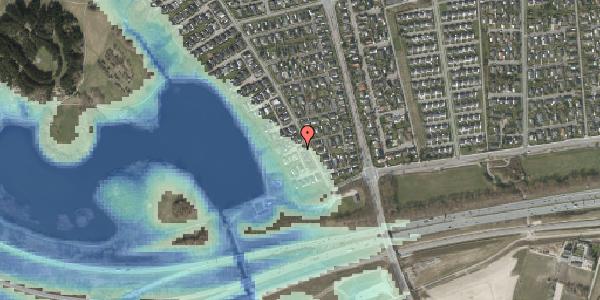 Stomflod og havvand på Rendsagervej 35, 2625 Vallensbæk