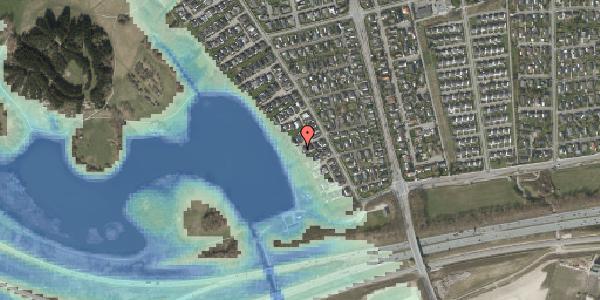 Stomflod og havvand på Rendsagervej 61, 2625 Vallensbæk