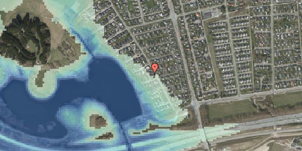 Stomflod og havvand på Rendsagervej 71, 2625 Vallensbæk