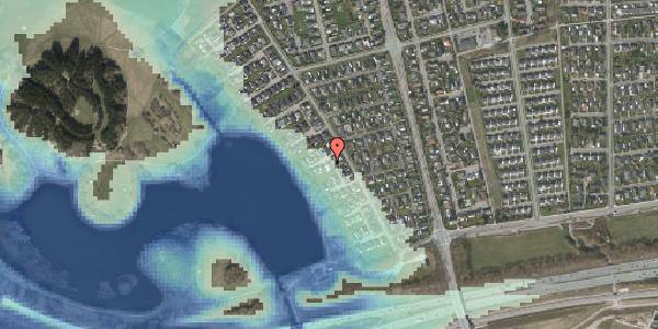 Stomflod og havvand på Rendsagervej 79, 2625 Vallensbæk