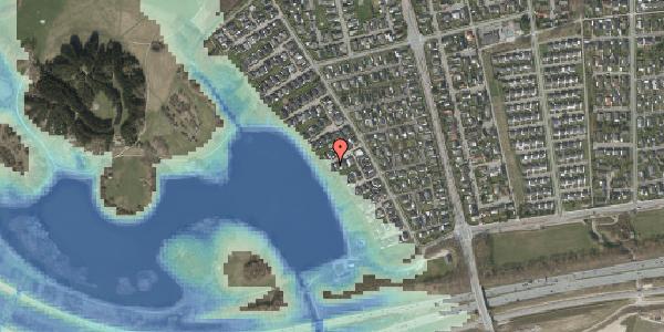 Stomflod og havvand på Rendsagervej 85, 2625 Vallensbæk