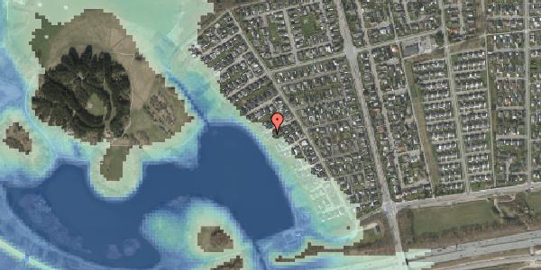 Stomflod og havvand på Rendsagervej 109, 2625 Vallensbæk