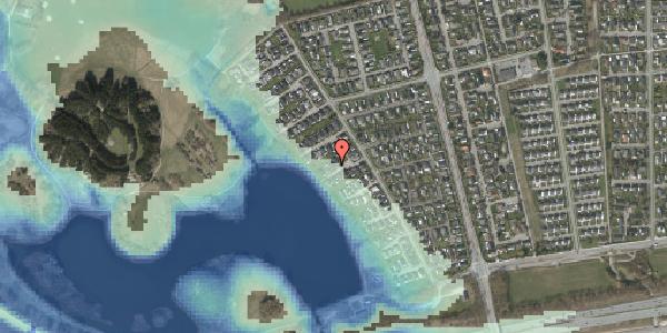 Stomflod og havvand på Rendsagervej 117, 2625 Vallensbæk