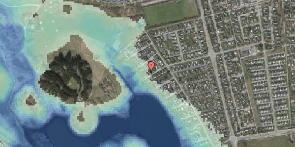 Stomflod og havvand på Rendsagervej 183, 2625 Vallensbæk