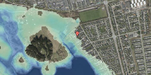 Stomflod og havvand på Rendsagervej 247, 2625 Vallensbæk