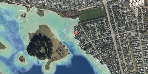 Stomflod og havvand på Rendsagervej 249, 2625 Vallensbæk