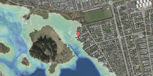 Stomflod og havvand på Rendsagervej 253, 2625 Vallensbæk