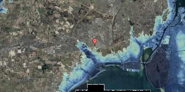 Stomflod og havvand på Syvhøjvænge 3, 2625 Vallensbæk