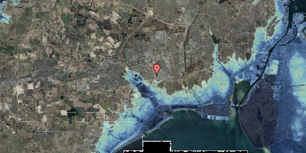 Stomflod og havvand på Syvhøjvænge 28, 2625 Vallensbæk