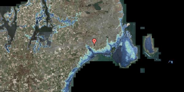 Stomflod og havvand på Syvhøjvænge 40, 2625 Vallensbæk