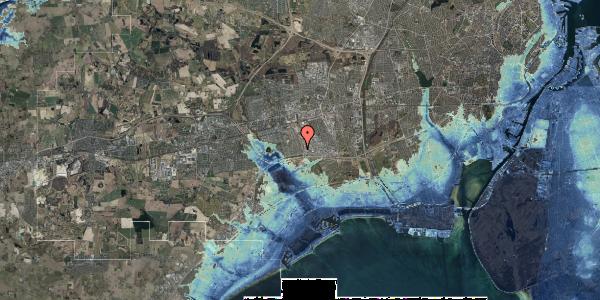 Stomflod og havvand på Syvhøjvænge 78, 2625 Vallensbæk